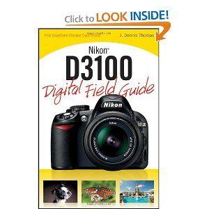 nikon d3100 digital field guide j dennis thomas 9780470648650 rh pinterest com Nikon D3100 Manual Nikon D3100 Digital Camera
