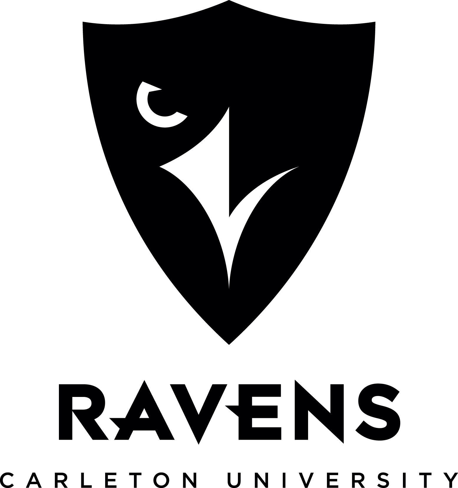 Carleton Ravens | Crow logo, Raven logo, Sports logo