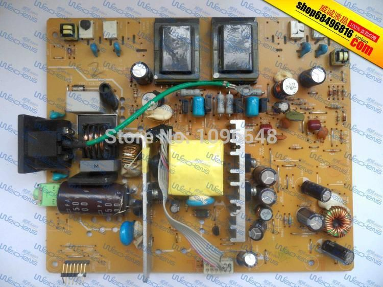 Free Shipping Original 196 S 715 G1142 Tft1980ps Power Board Tools Accessories Home Appliances Appliances High Voltage