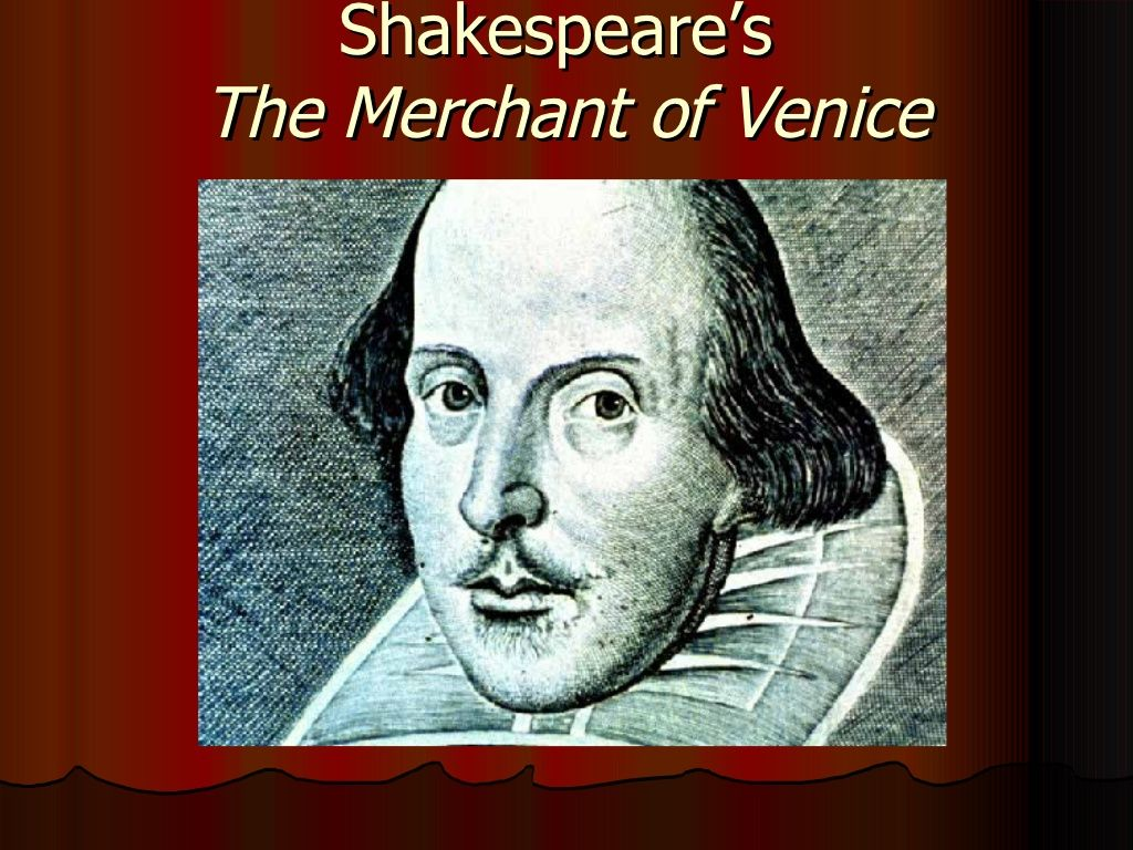 Merchant Of Venice Background By Eghsenglish Via