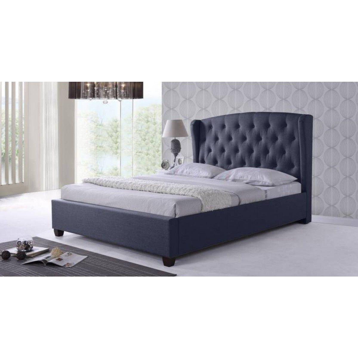 Gorevizon Holmebrook Upholstered Engineered Wooden King Size Bed Wooden King Size Bed Bed Design Full Size Bed