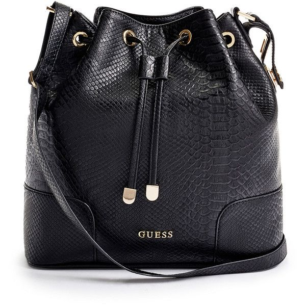 Guess Suave Quilted Carryall Bag