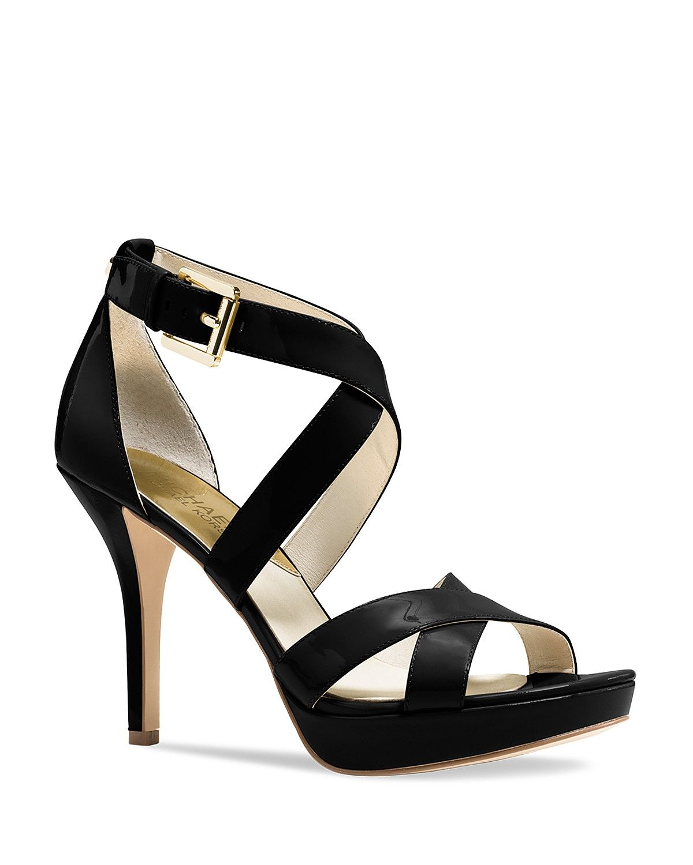 78bc44cfe868 MICHAEL Michael Kors Evie Platform Sandals