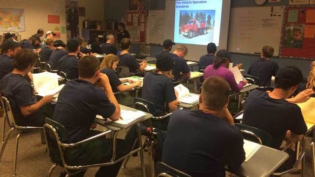 New State Dollars Going Towards Wildfire Academies Academy Home Insurance States