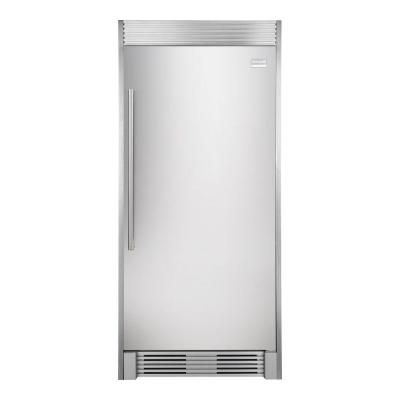 Frigidaire Professional 32 In W 19 Cu Ft Freezerless Refrigerator In Stainless Steel Coun Frigidaire Professional Freezerless Refrigerator All Refrigerator
