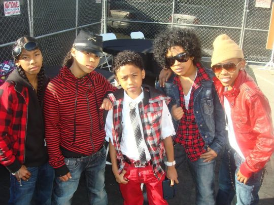 Mindless behavior names and ages