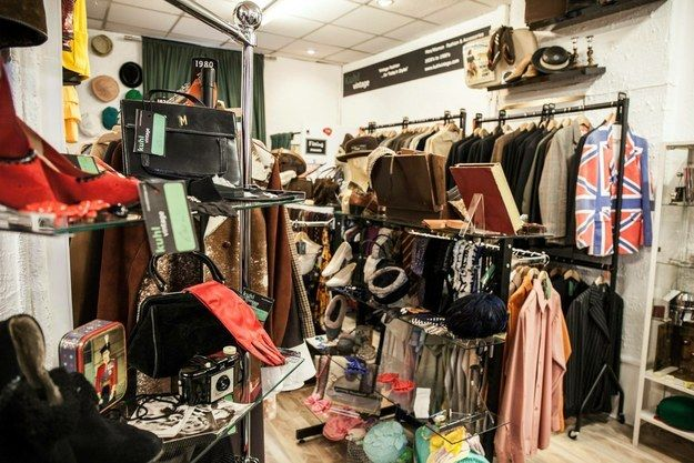 15 Amazing Vintage Shopping Destinations In Manchester Shopping Destinations Manchester Vintage