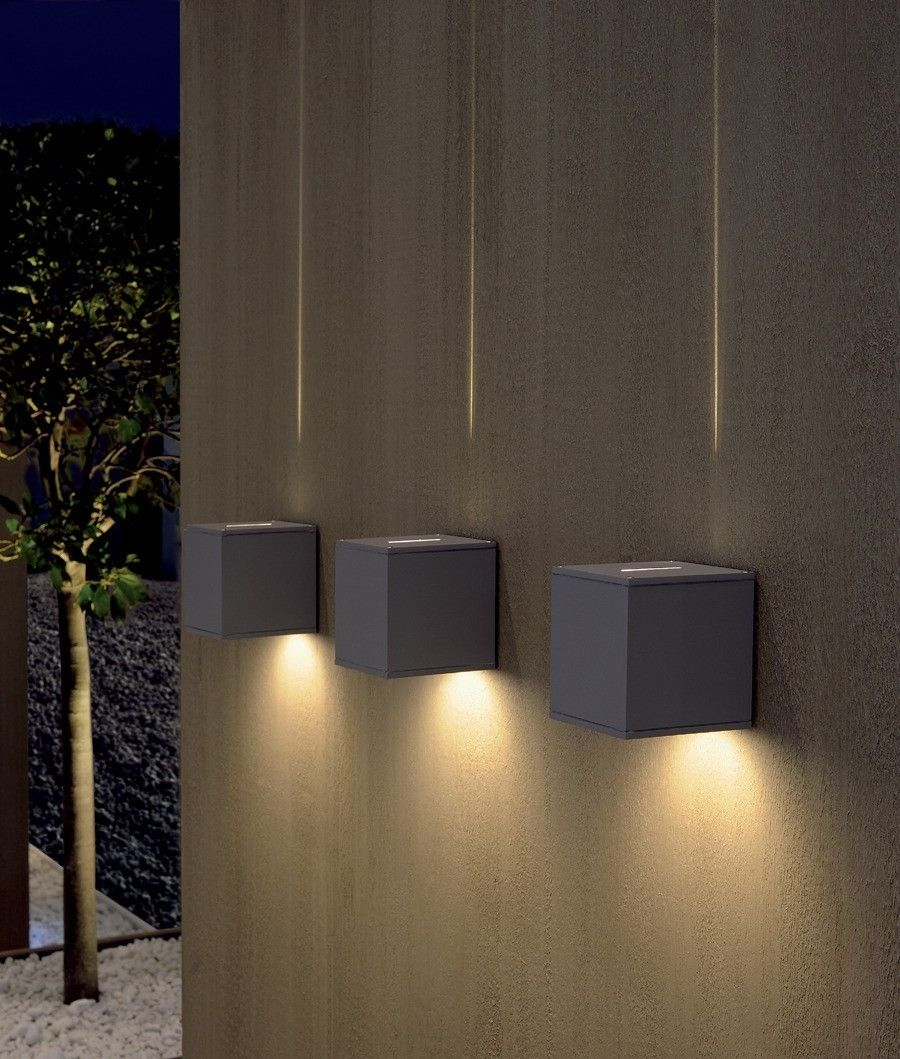 Dual beam cube light bright ideas pinterest beams lights and square exterior wall light with up and down light looks great in a group to make a wall feature display from lighting styles the light specialist aloadofball Image collections