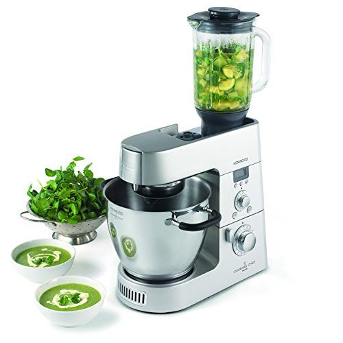 Kenwood Cooking Chef KM096 - 6 Rezepte Pinterest Cooking chef