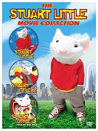 Amazon Com Stuart Little Movie Collection Michael J Fox Geena Davis Charlie Adler Wayne Brady Tom Kenny Hugh Laur Movie Collection Stuart Little Movies