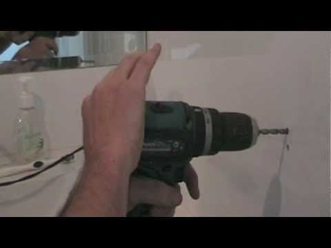 How To Drill A Hole In A Ceramic Tile Great Tip Youtube Ceramic Tiles Drill Ceramic Wall Tiles