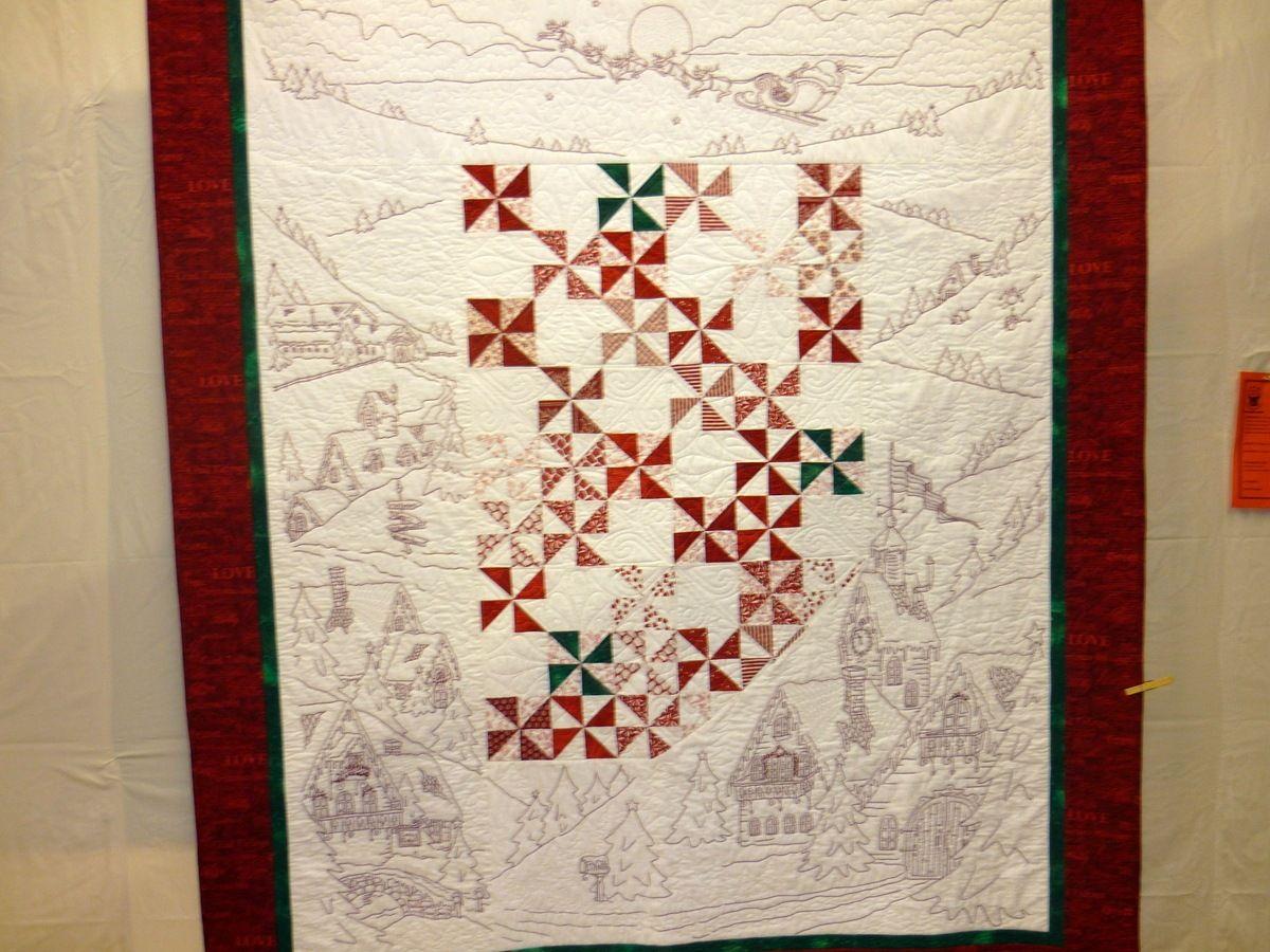Twas The Night Before Christmas | Crabapple Hill Quilt Patterns ... : twas the night before christmas quilt - Adamdwight.com