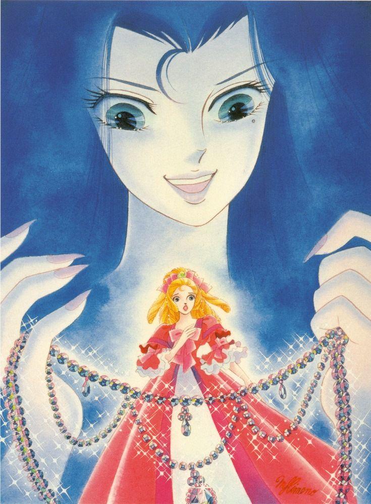Rose Of Versailles Manga Desenhos Spring
