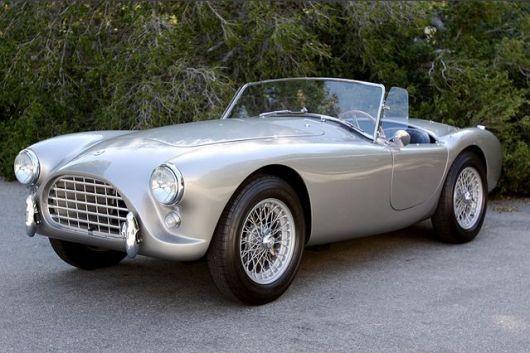 AC Ace Bristol - 1957   Clic European Cars   Clic cars ... Ac Aceca Wiring on