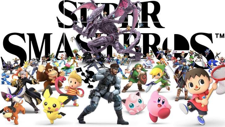 I Made A Super Smash Bros Ultimate Wallpaper Featuring All Of The Characters