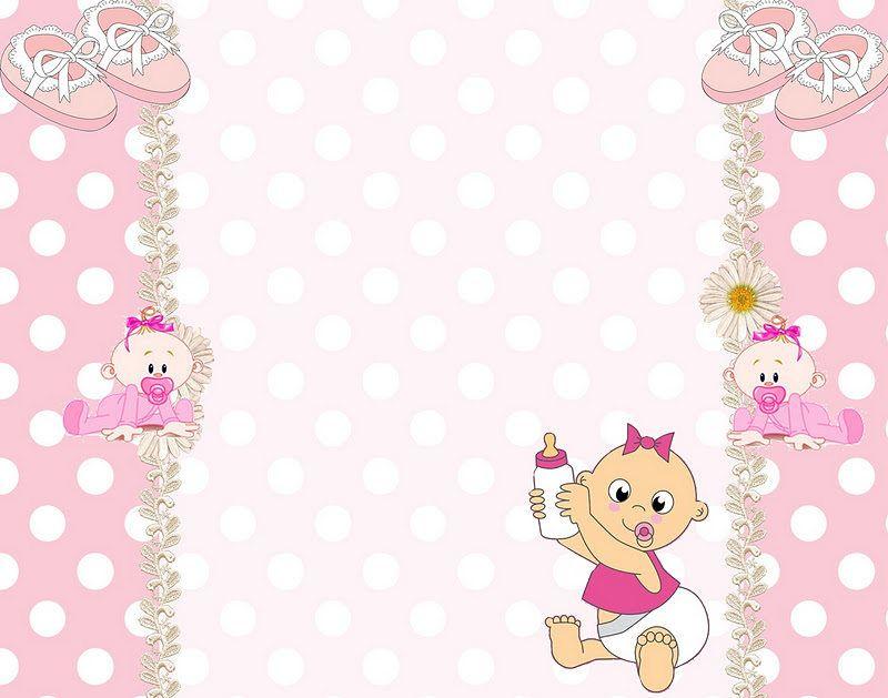 Marcos e imágenes de Baby Shower y Nacimiento niña | Imágenes para ...