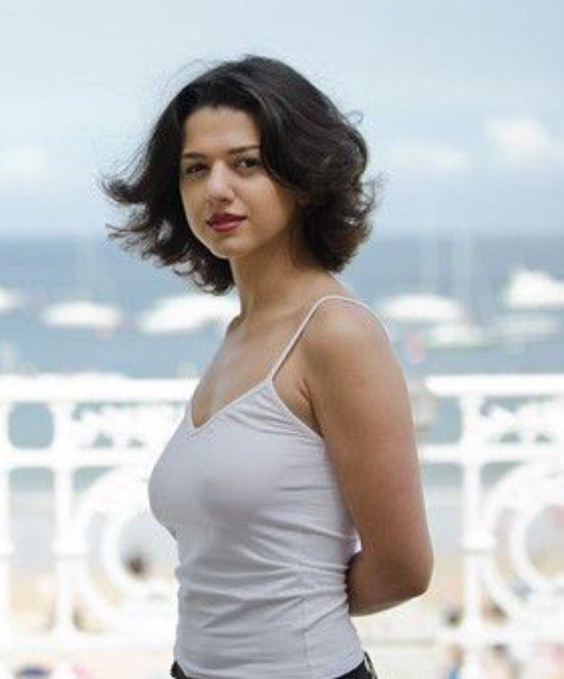 Khatia Buniatishvili Beach