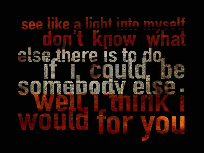 Nine Inch Nails | I would for you - Fav song off Hesitation Marks <3 ...