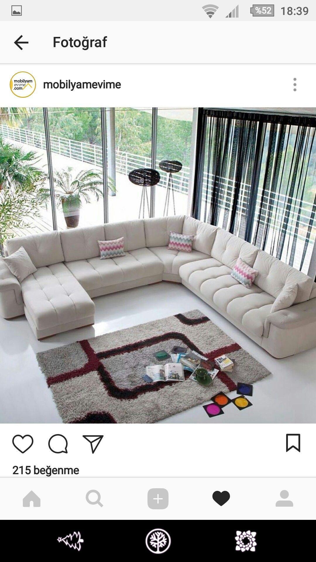 Oturma Grubu Living Room Sofa Design Furniture Design Living Room Modern Sofa Living Room