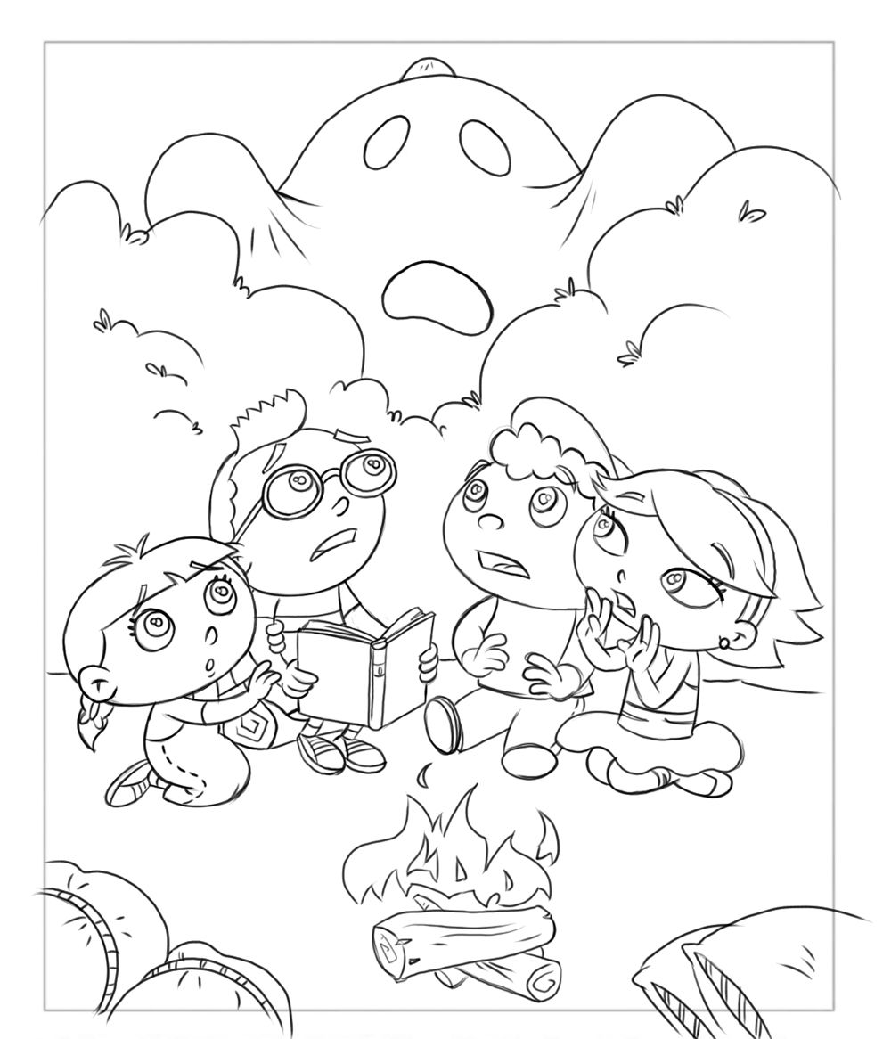 Pin By Lmi Kids Disney On Disney Coloring Pages Games Cartoon Coloring Pages Little Einsteins Princess Coloring Pages [ jpg ]