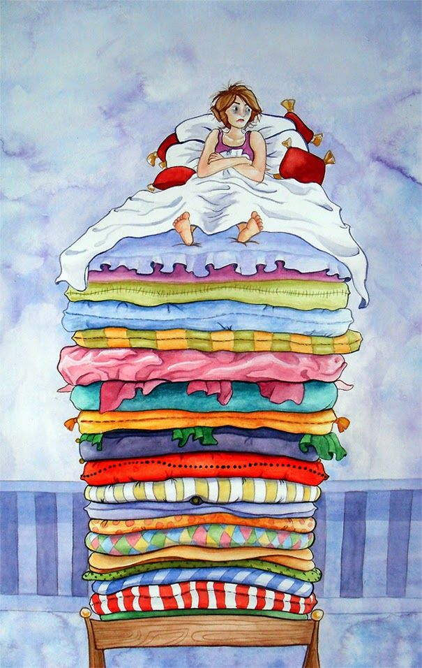 hip replacement surgery 101  princess and the pea
