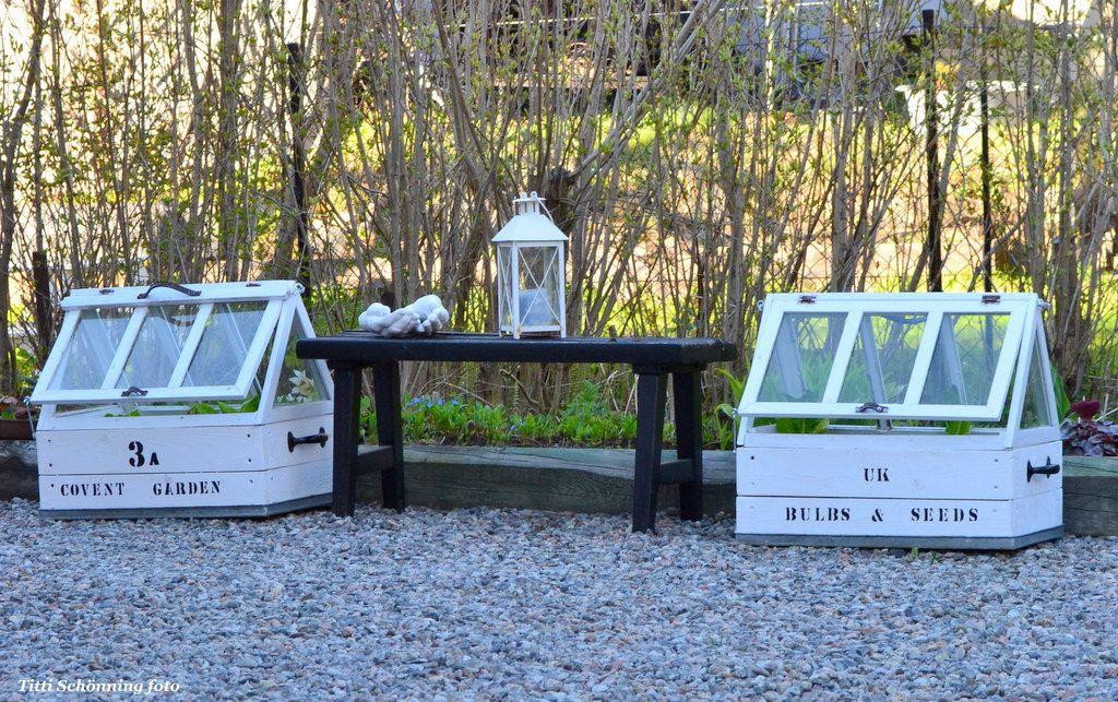 Mini-greenhouses