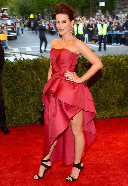 Kate Beckinsale in Alberta Ferrezzi - Met Gala 2013