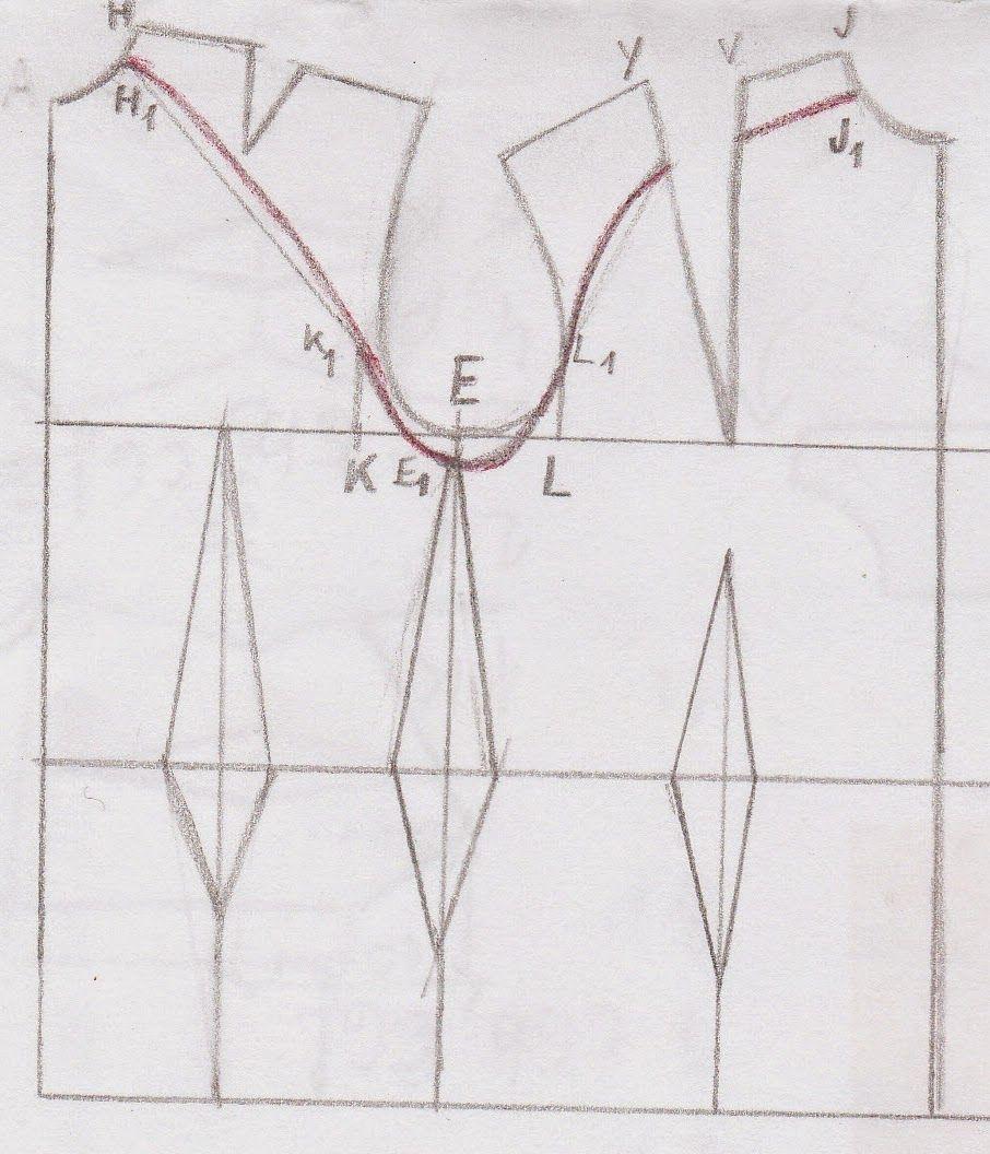 FruFru  Raglánujjú felső szabásminta  d75fb8ccaa
