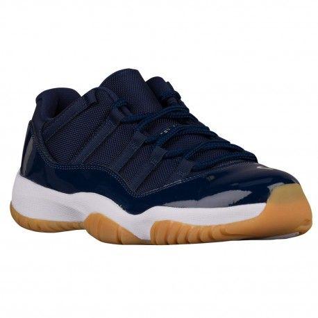 Jordan Retro 11 Low Boys Grade School Basketball Shoes