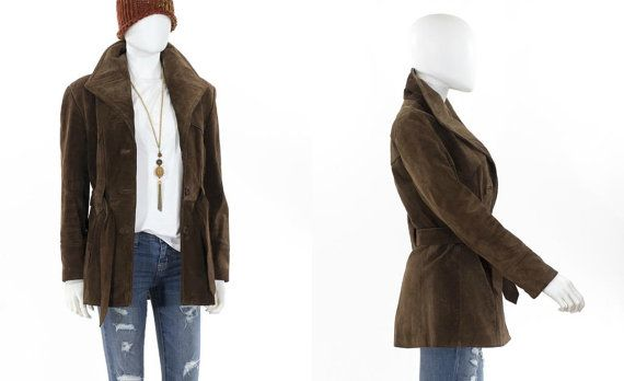 Années 1970 Vintage cuir veste gilet de par FiregypsyVintage