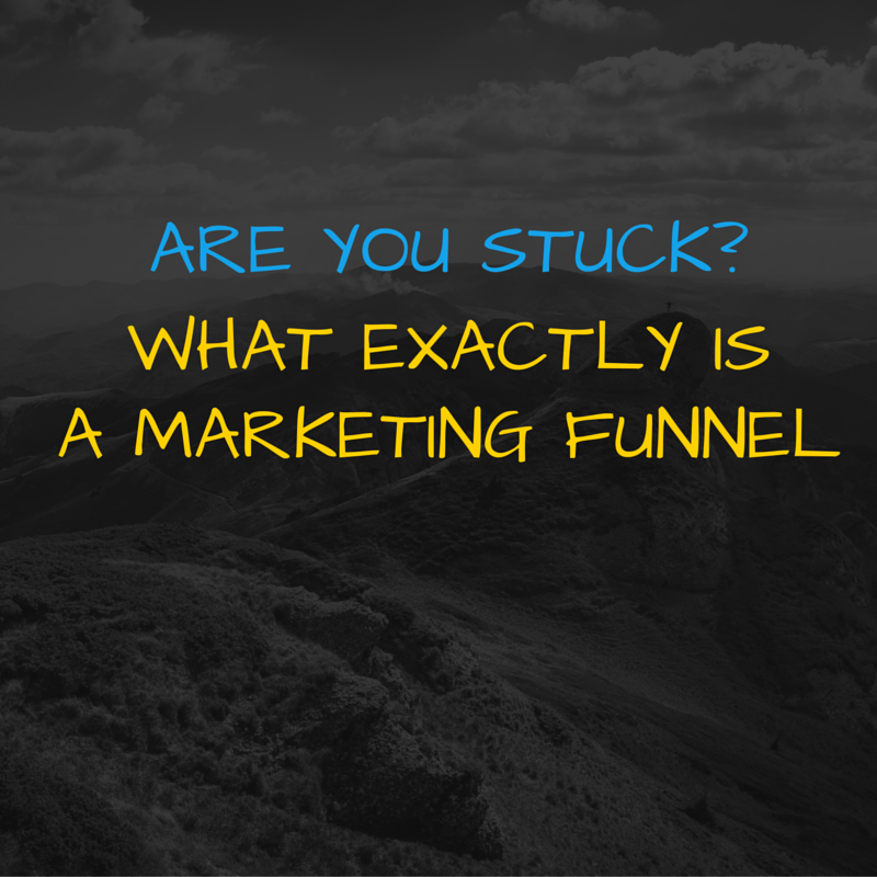 WHAT IS A MARKETING FUNNEL-