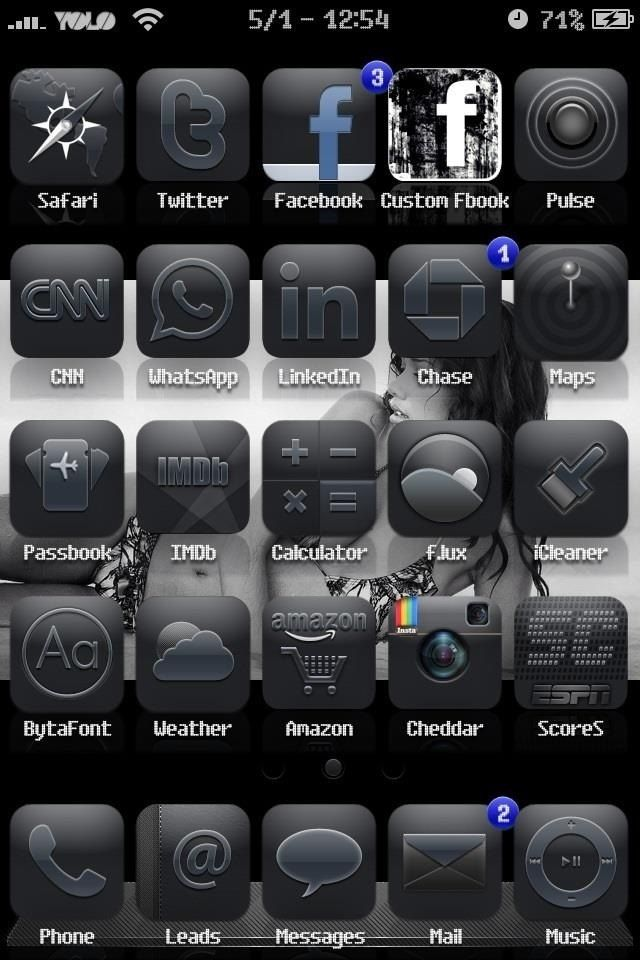 How to Customize iOS App Icons Without Jailbreaking Your