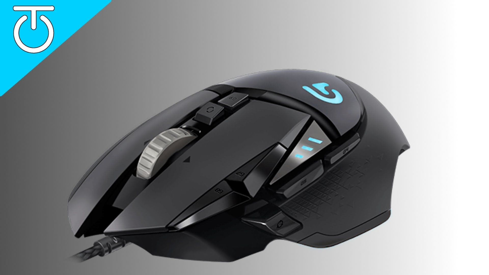 Logitech G502 Proteus Core Gaming Mouse | Gaming Videos by