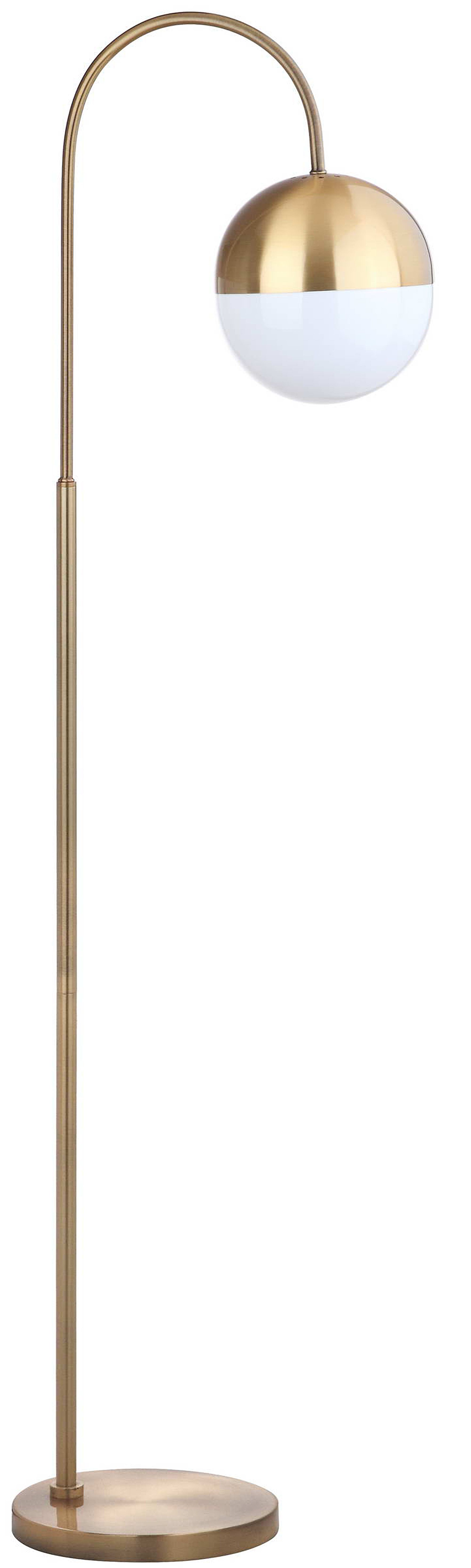 Home in 2020 Arched floor lamp, Curved floor lamp, Floor