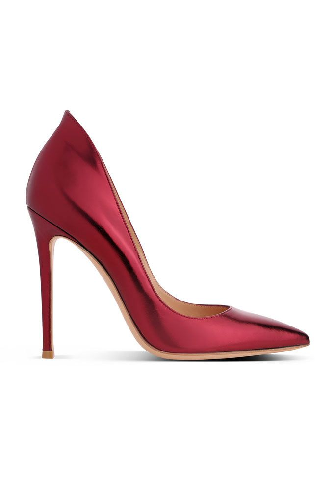 Fall 2014 Gianvito Rossi  There's no place like home, there's no place like home....