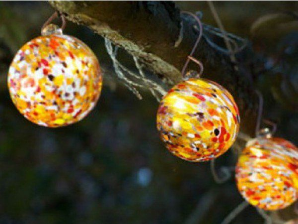 Garden String Lights Enchanting Solar Hanging Lanterns And String Lightsallsop Lanterns