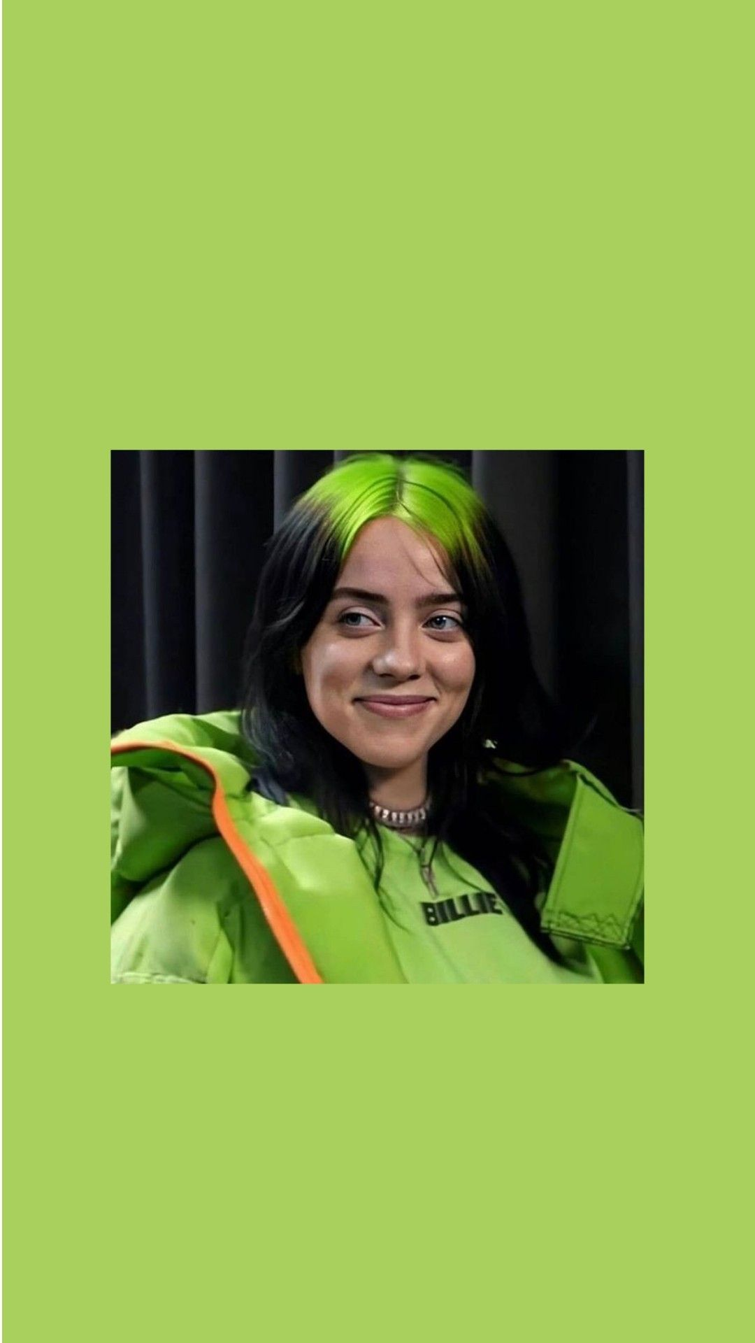 𝘣𝘪𝘭𝘭𝘪𝘦 𝘦𝘪𝘭𝘪𝘴𝘩 𝘸𝘢𝘭𝘭𝘱𝘢𝘱𝘦𝘳 𝘨𝘳𝘦𝘦𝘯 In 2020 Billie Billie Eilish Green Aesthetic