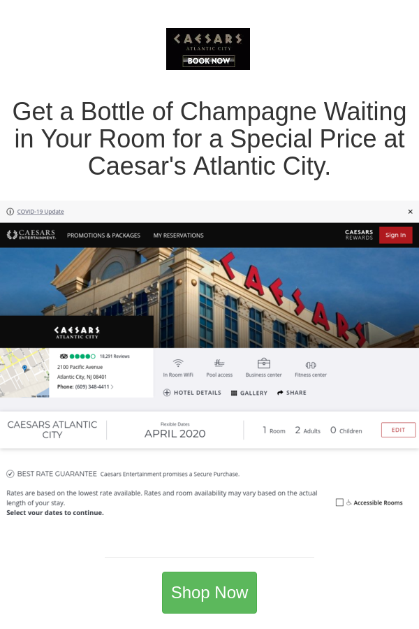 Best Deals And Coupons For Caesars Atlantic City In 2020 Atlantic City City Center City