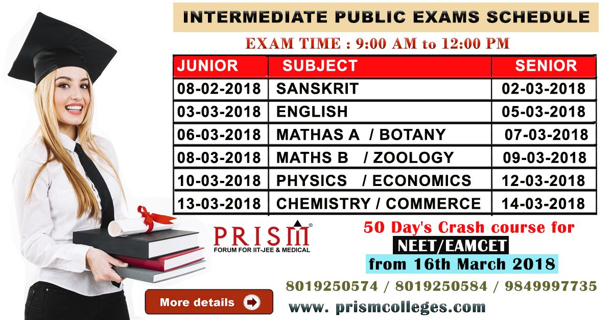 We Are Offered Best Iit Jee Main Jee Advance Eamcet And Engineering Short Term And Long Term Coaching Centre Success Rate Coaching Exam Schedule Exam Time