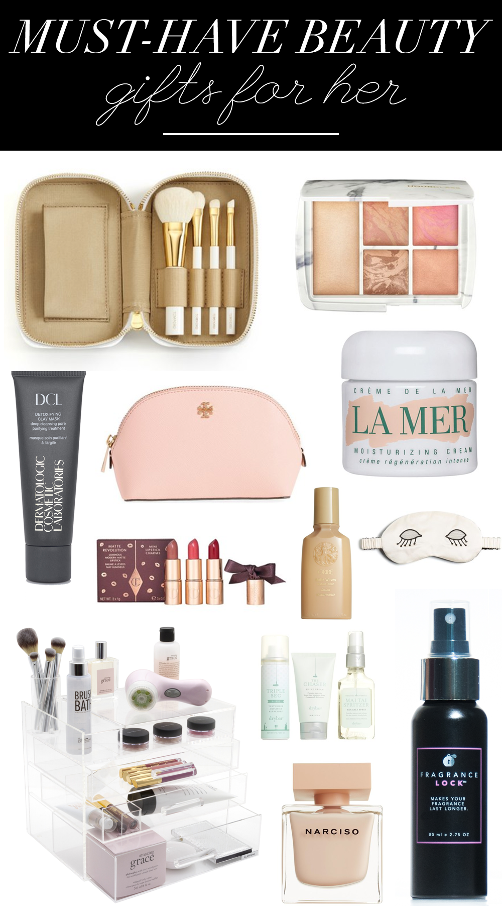 Must-Have Beauty Gifts For Her | Luxury beauty, Makeup products and ...