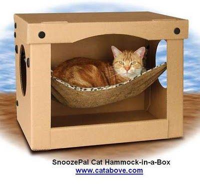 Gatos Consentidos Casita Para Gatos Hamaca De Gato Camas De Gato