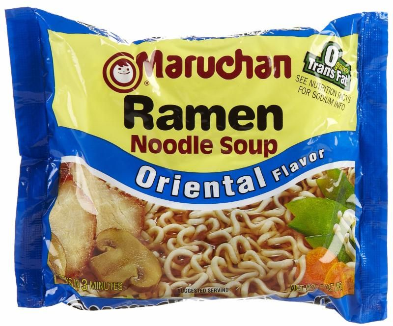 RAMEN works great as a soup when you're sick! Try it a ton of different ways: http://thestir.cafemom.com/food_party/150249/11_amazing_things_you_can  Ramen Noodles, Oriental Flavor Case of 24 Retails: $9 **Our Price: $5.99!!** http://wlexperts.com