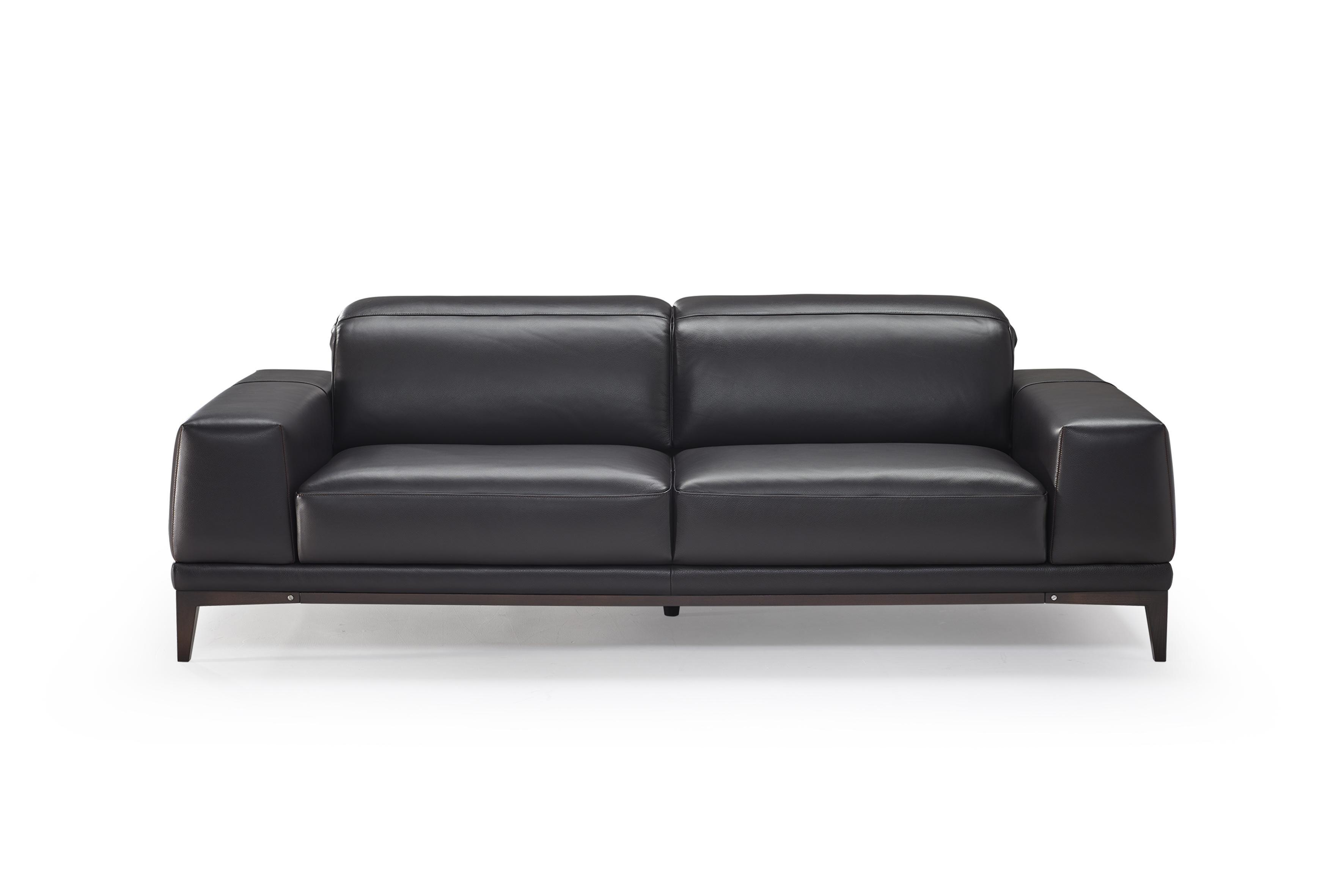 Borghese is a sophisticated designer sofa boasting soft shapes