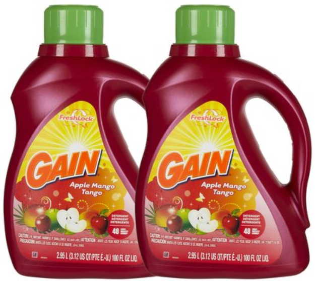 I M Learning All About Gain Joyful Expressions 2x Liquid Detergent Apple Mango Tango 48 Gain Liquid Laundry Detergent Liquid Detergent Liquid Laundry Detergent