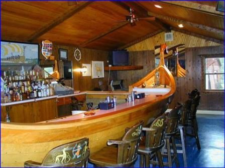 A Great Norwegian Viking Bar At Lov Land Of The
