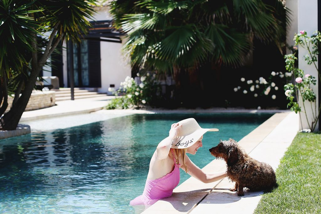 cap d\u0027antibes par Sandra Beijer Piscine Pinterest Antibes - location maison cap d agde avec piscine