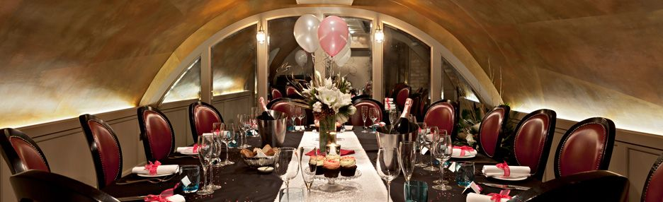 tuttons covent garden - private dining rooms hen parties welcome