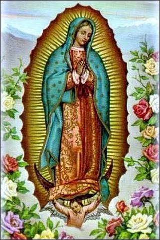 La virgen de guadalupe spiritual our lady virgem de guadalupe y m e aben oada - Images of la virgen de guadalupe ...