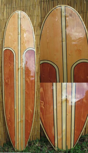 TIKI SOUL DECORATIVE SURFBOARD ART - Island Classic Surfboard ...