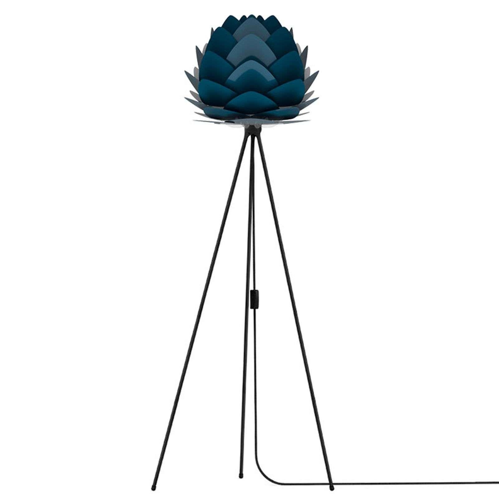 Umage Aluvia Mini Stehlampe Schwarz Blau Mit Bildern Stehlampe